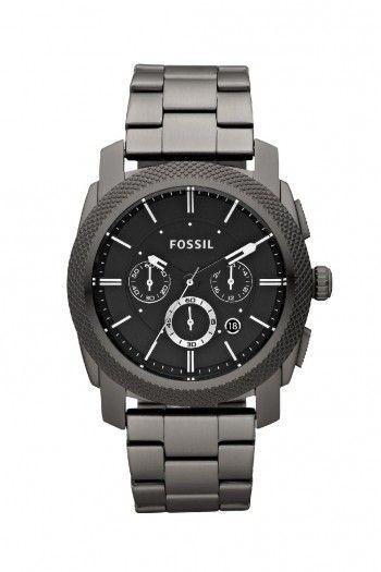 Fossil Gents Machine Chronograph heren horloge FS4662 | JewelandWatch.com