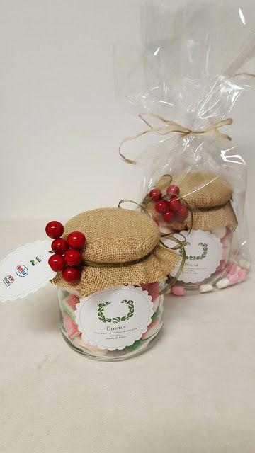 LOS DETALLES DE BEA: Felicitar la Navidad de una forma muy dulce...