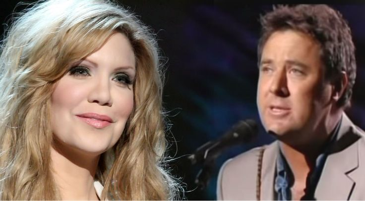 Country Music Lyrics - Quotes - Songs Vince gill - Alison Krauss and Vince Gill - The Lucky One (Live - CMT Cross Country) (VIDEO) - Youtube Music Videos http://countryrebel.com/blogs/videos/18976979-alison-krauss-and-vince-gill-the-lucky-one-live-cmt-cross-country-video
