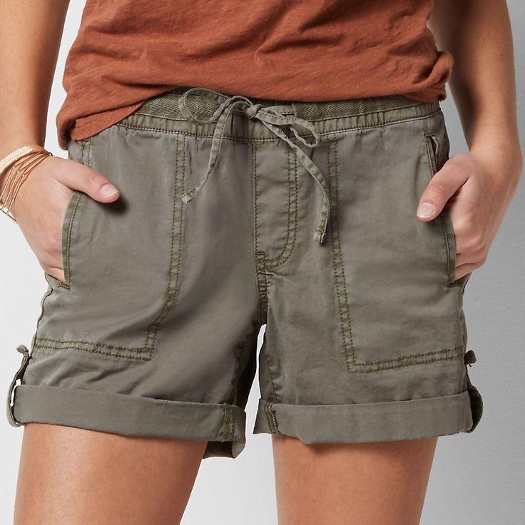Women's SONOMA Goods for Life™ Pull-On Utility Shorts
