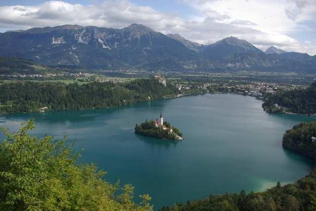 Słowenia (Lublana, Piran itd.)