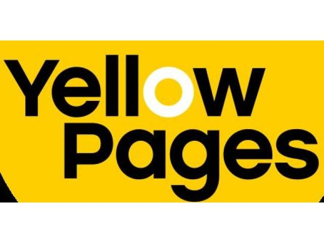 Yellow Pages Online, Phone Book & Business Directory   Yellow pages, Page  online, Online phone