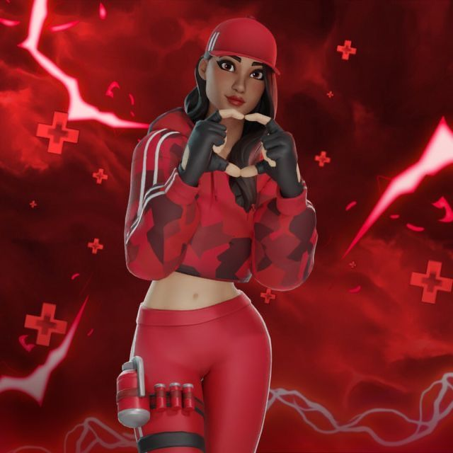 Fortnite Ruby Profile Photo In 2020 Best Gaming Wallpapers Seven Super Girls Gaming Wallpapers