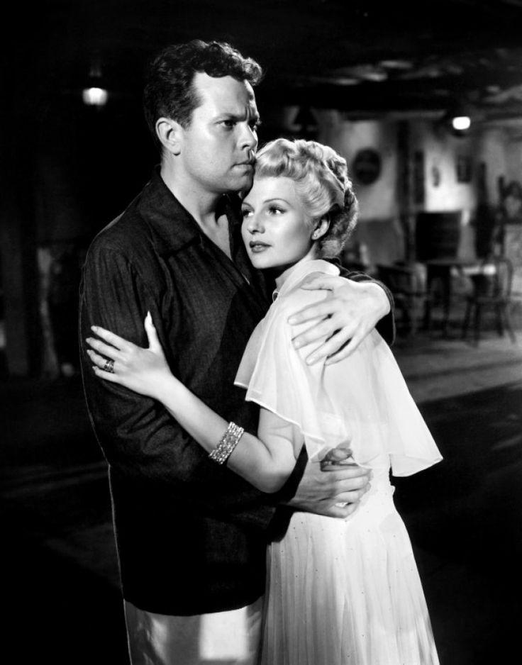 """""""La Dame de Shangaï"""" d'Orson Welles programmé mercredi 24 mai à 19h http://www.forumdesimages.fr/les-programmes/glamour/la-dame-de-shanghai_1"""