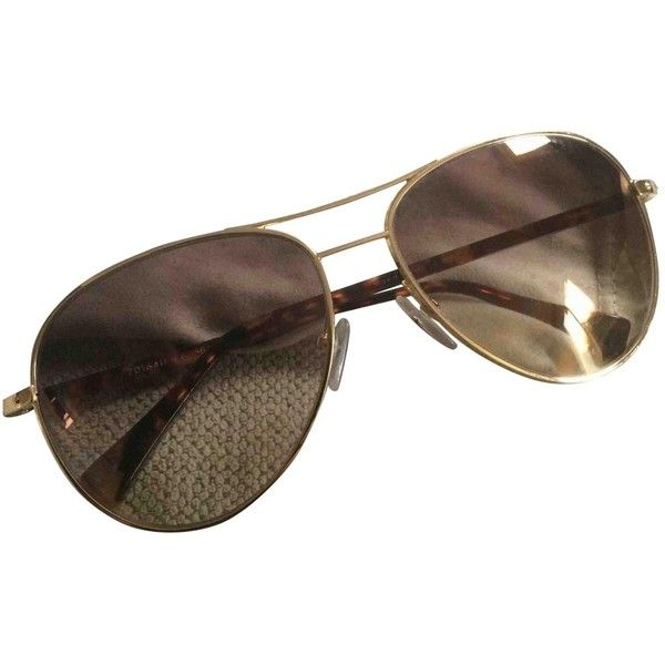 Pre-owned Louis Vuitton Aviator Sunglasses ($216) ❤ liked on Polyvore featuring accessories, eyewear, sunglasses, gold, louis vuitton eyewear, louis vuitton glasses, louis vuitton, louis vuitton sunglasses and aviator sunglasses