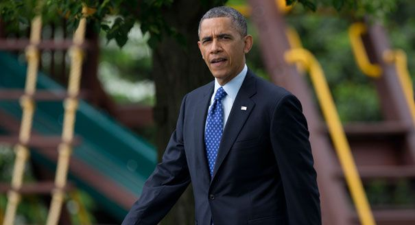 Poll: President Obama job approval rating down