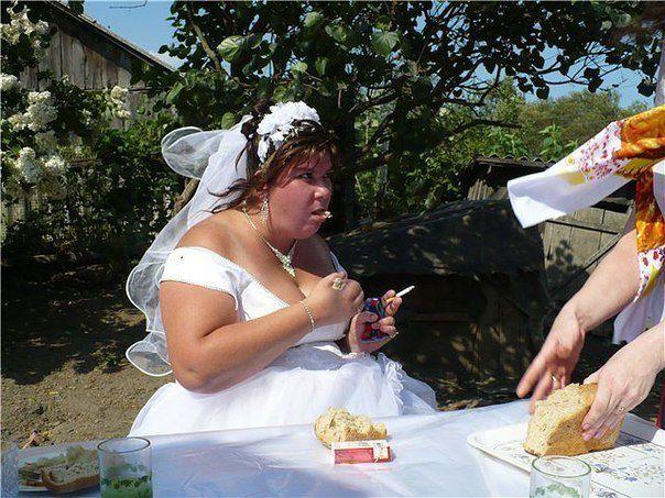 Непередаваемый колорит русских свадеб