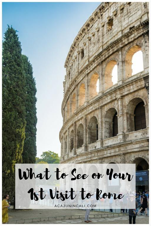 Things to Do in Rome | Places to Visit in Rome | The Best Places to Visit in Rome | Rome Top 10 | Must See Rome | Fun Things to Do in Rome | Rome Must See | Attractions in Rome | Rome Sights | First Visit to Rome | Best Things to See in Rome | Guide to Rome via @acajunincali