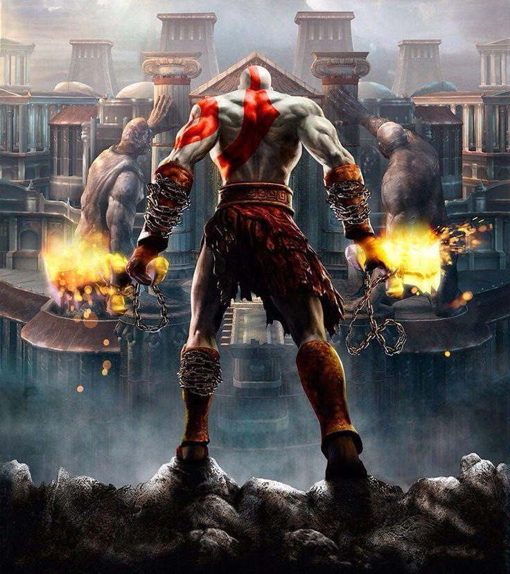 Las mejores 30 imágenes de Kratos de God of War