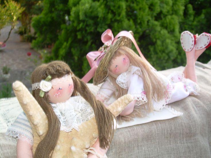 Anche le bambole si divertono!