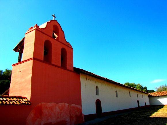 La Purisima Mission, Lompoc, California