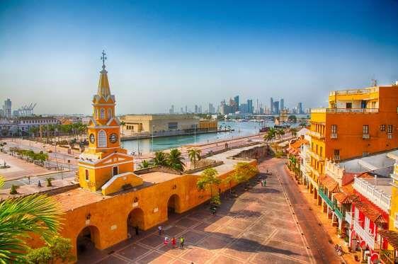 Cartagena de Indias, Colombia - iStock.