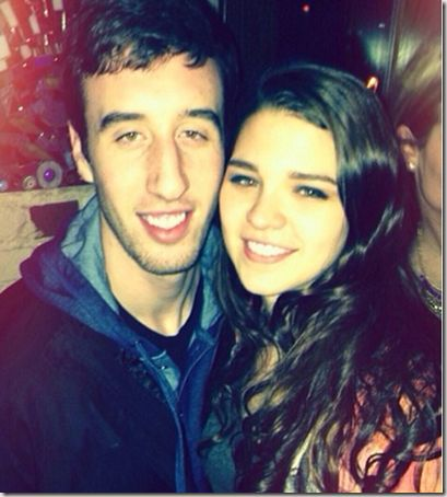 Meet pretty Deme Morales, the girlfriend of Wisconsin Badgers power forward, Frank Kaminsky. Read more!