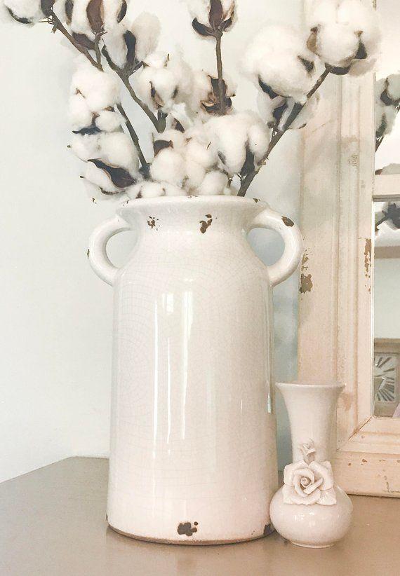 Farmhouse Style Milk Can Home Decor Wedding Decoration Modern