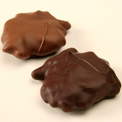 Homemade Turtles - (can be made using dark chocolate or milk chocolate or a combination to taste)