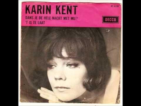 ▶ Karin Kent Dans Je De Hele Nacht Met Mij - YouTube