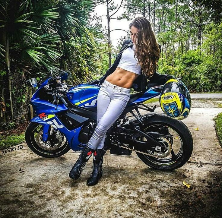 from Jairo sexy amture girls on sportbikes