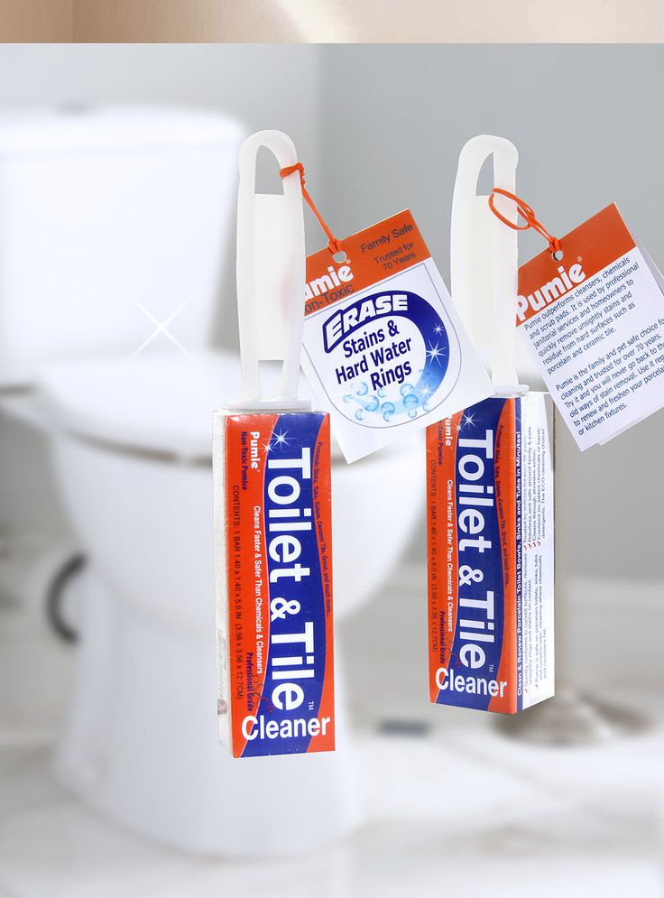 how to clean toilet bowl stains without scrubbing