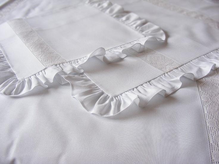 pościel biała