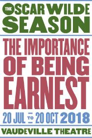 The Importance of Being Earnest Tickets London - Cheap Tickets and Offers