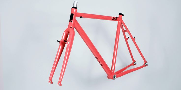8bar TFLSBERG v2 Cyclocross Singlespeed CX SSCX_lazer flamingo