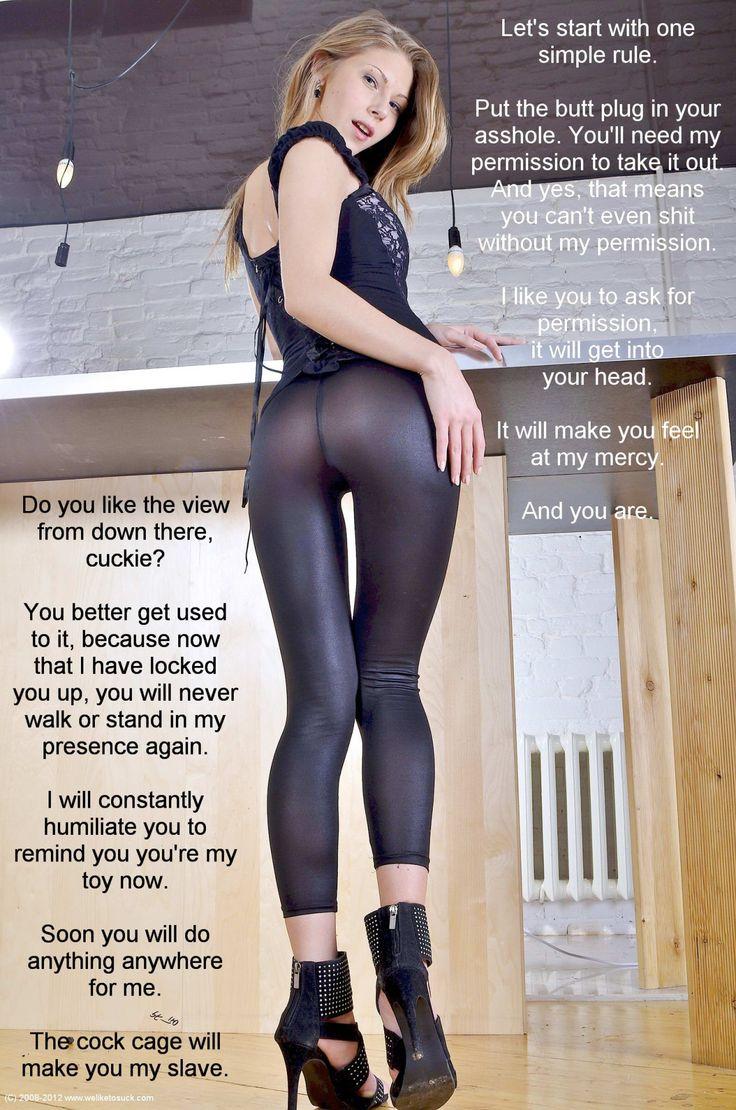 Femdom In Sexey Panties