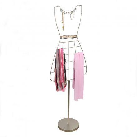 Schalständer Audrey von Umbra jetzt im design3000.de Shop kaufen! Endlich ist sie da: Audrey , die perfekte Schmuck- und Schalorganisatorin, die...