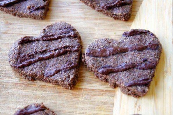 Glutenvrije chocolade koekjes