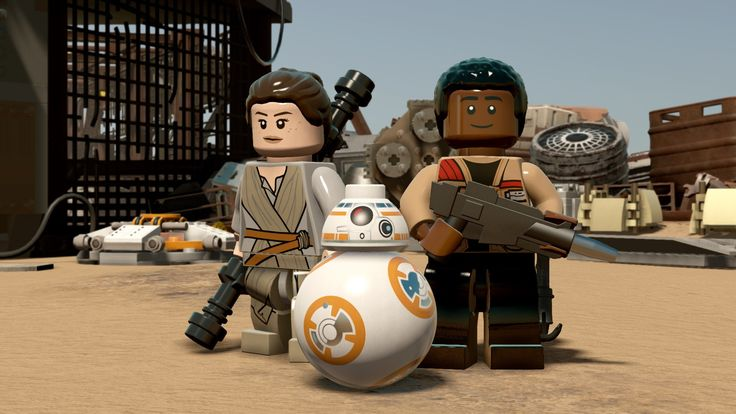[Jeux Vidéo] LEGO Star Wars : Le Réveil de la Force - Trailer de gameplay : http://www.zeroping.fr/actualite/jv/lego-star-wars-le-reveil-de-la-force-trailer-de-gameplay/