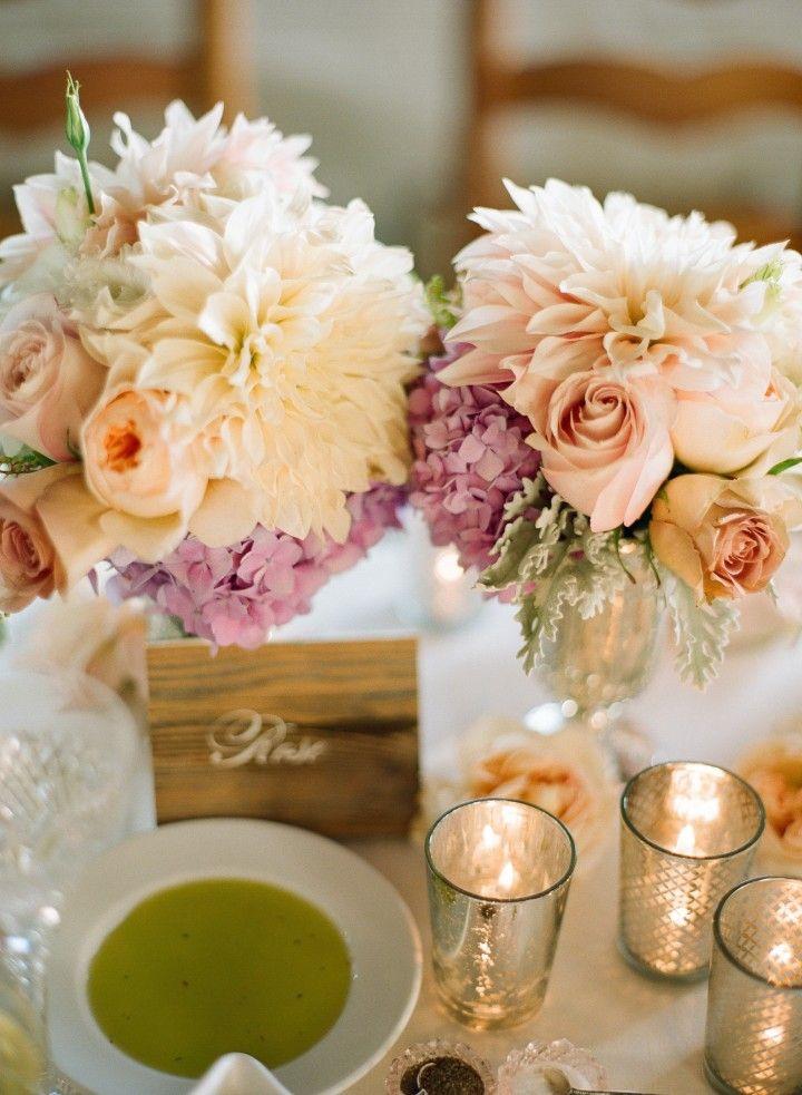 Pretty rustic glam california wedding