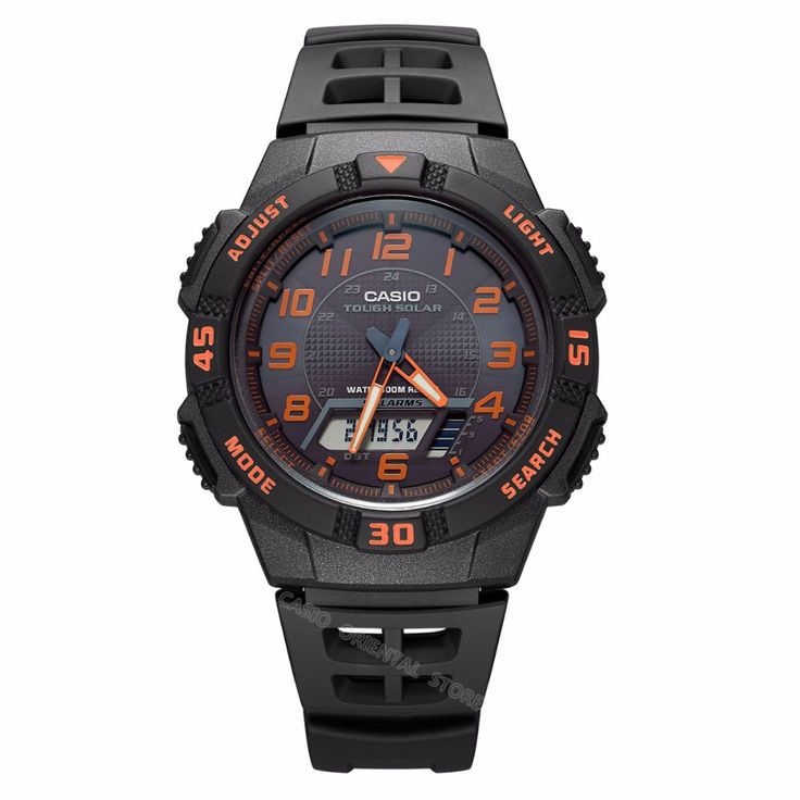 CASIO Watch Dual Display Wrist Watch Men AQ-S800W Waterproof Watch Relogio Masculino Clock Male Gift Fashion