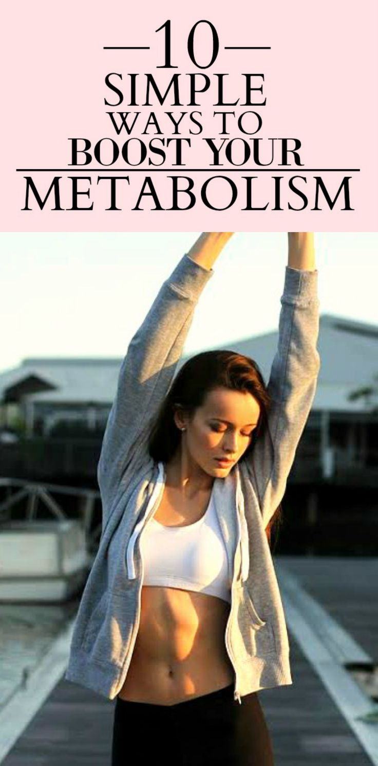 These simple ways to boost your metabolism are AWESOME! I am definitely going to be following ALL of these tips! I can't wait to lose a few pounds! These are some GREAT hacks and I'm definitely pinning for later reference!