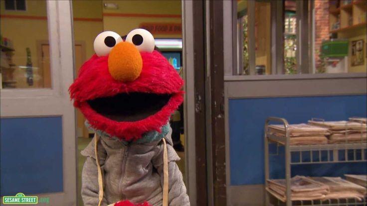 """Sesame Street: Song - """"Elmo Didn't Mean To"""""""