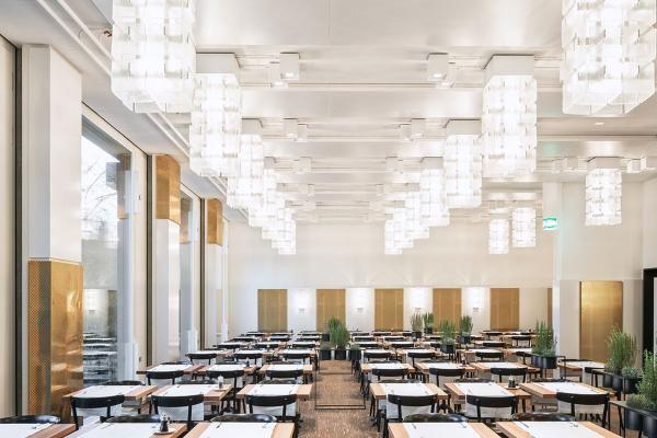 Hotelfachschule Belvoirpark, Zürich