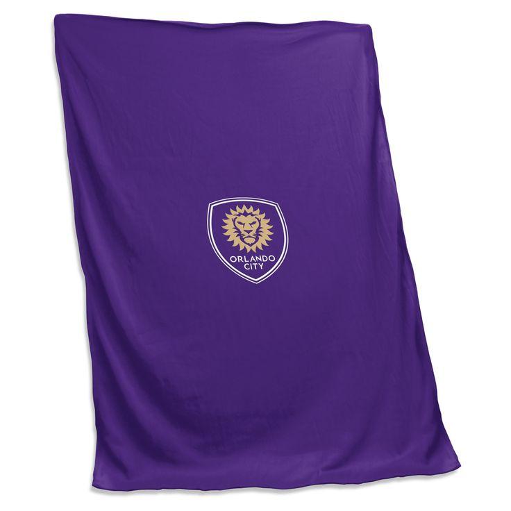 Mls Orlando City SC Sweatshirt Blanket