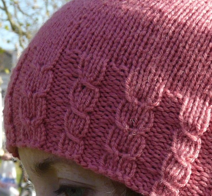17 Best images about knitting hat free patterns on Pinterest Free pattern, ...