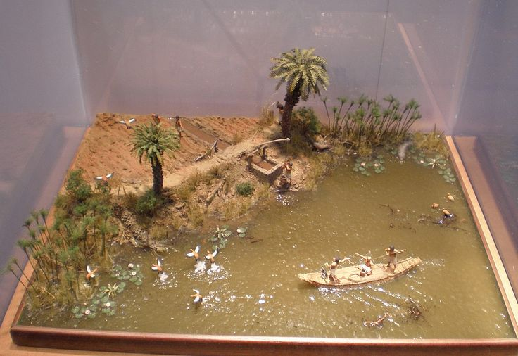 Ancient Egypt 1 by Erik Trauner- Model Expo Vienna 2010 – Review « Battle Brush Studios