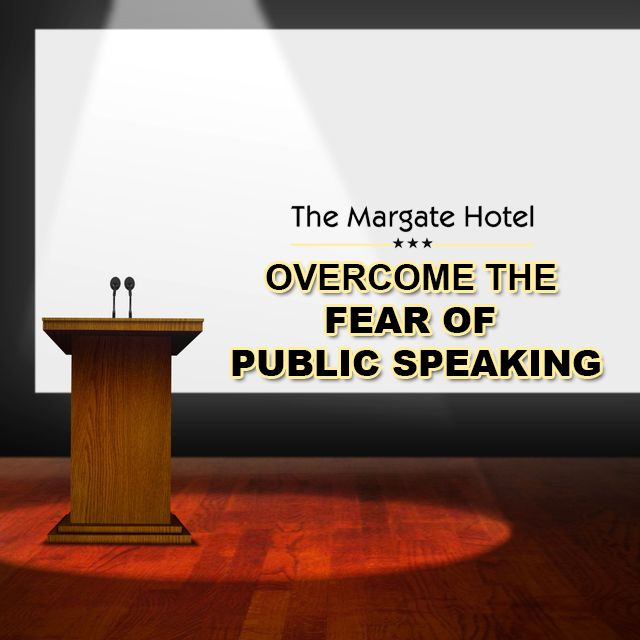 Overcome the #fear of #PublicSpeaking – CLICK THE LINK TO LEARN! #Margate #Hotel #Conference  http://bit.ly/1SymCkJ