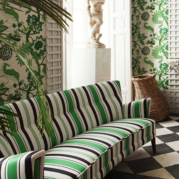 17 best images about tiendas de las palmas on pinterest armchairs fabric wallpaper and bar - Cortinas gaston y daniela ...