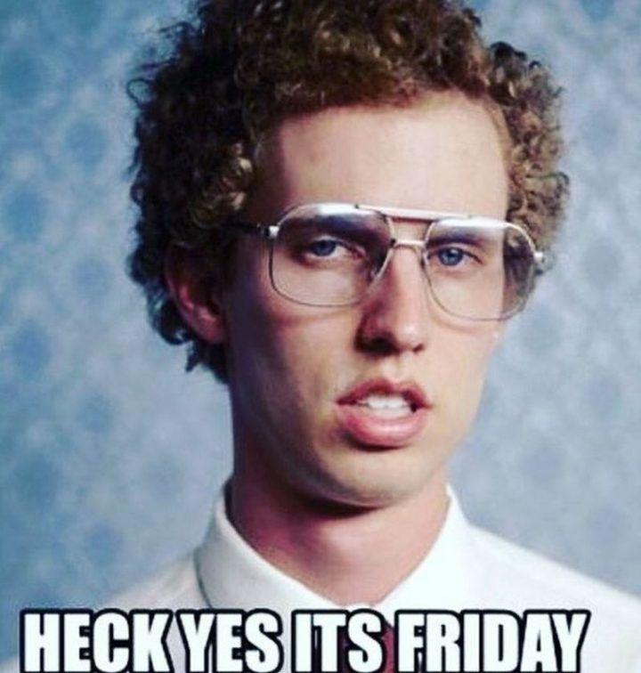 27 Funny Friday Memes That Anybody With A Job Will Relate To Funny Friday Memes Friday Meme Friday Jokes