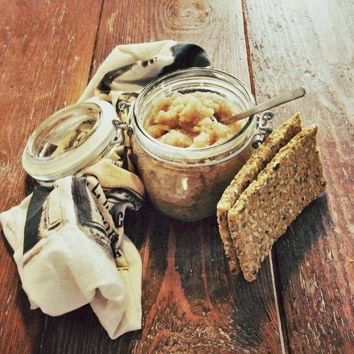 Äppelmos – sockerfritt recept