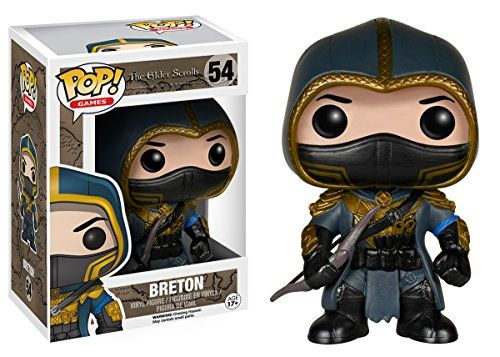 Top 10 Scroll Collectibles Of 2020 No Place Called Home Pop Vinyl Figures Vinyl Figures Elder Scrolls