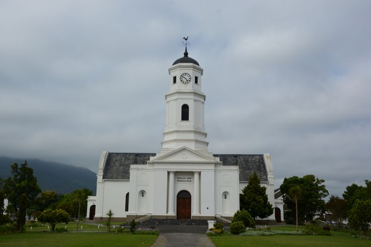 Dutch reform church, George, South Africa