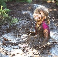 Tiffany, Tyler & I would play in the mud @ the river.  children playing in mud | girl+playing+in+mud.jpg