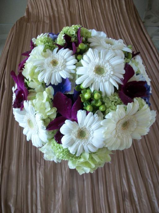 gerber daisy bouquet <3