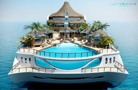 Island Yacht: In My Dreams, My Dreams Home, Mobiles Home, Favorite Places, Islands Yachts, Dreams Vacations, Dreams House, Crazy Boats, Super Yachts