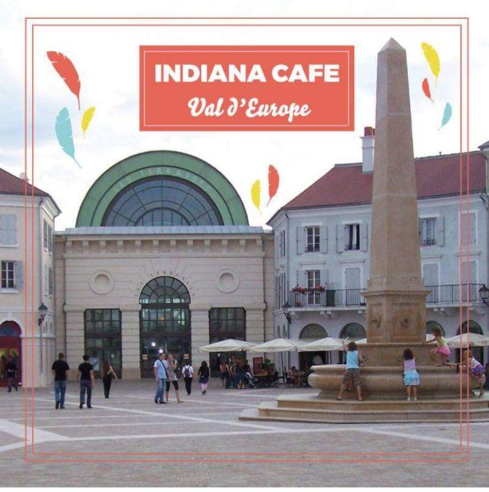 Val d'Europe :ouverture de l'Indiana Café le 10 décembre!