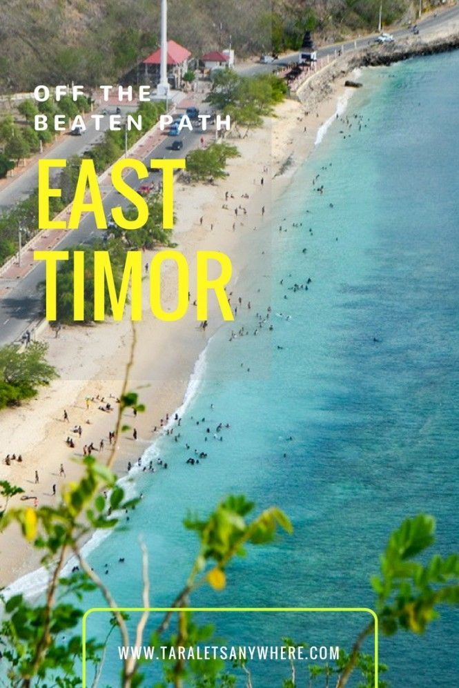 Off the Beaten Path: Overland to East Timor | Travel Destination