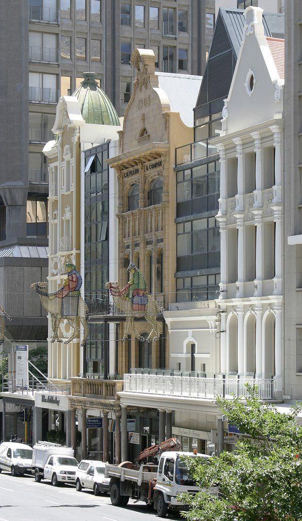 "Greenmarket Square, Cape Town, South Africa 33° 55' 28.21"" S 18° 25' 13.70"" E"