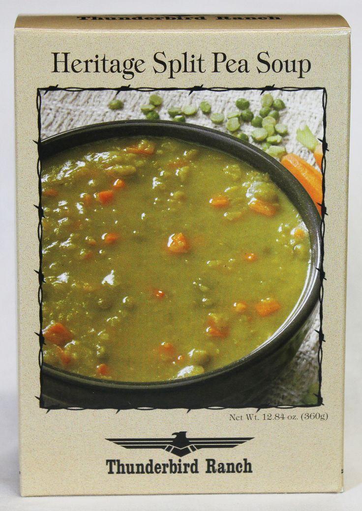 Heritage Split Pea Soup